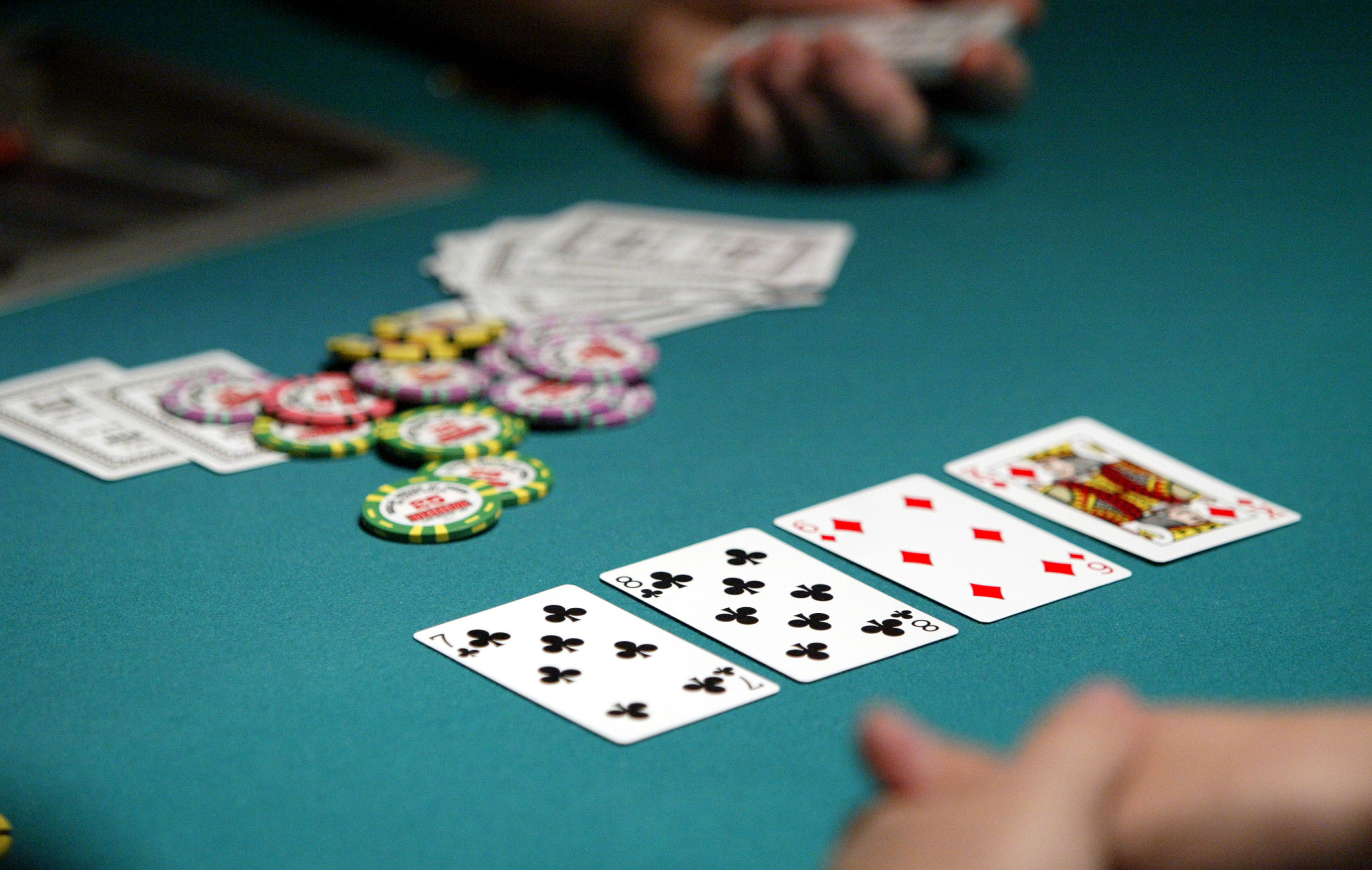 poker online play